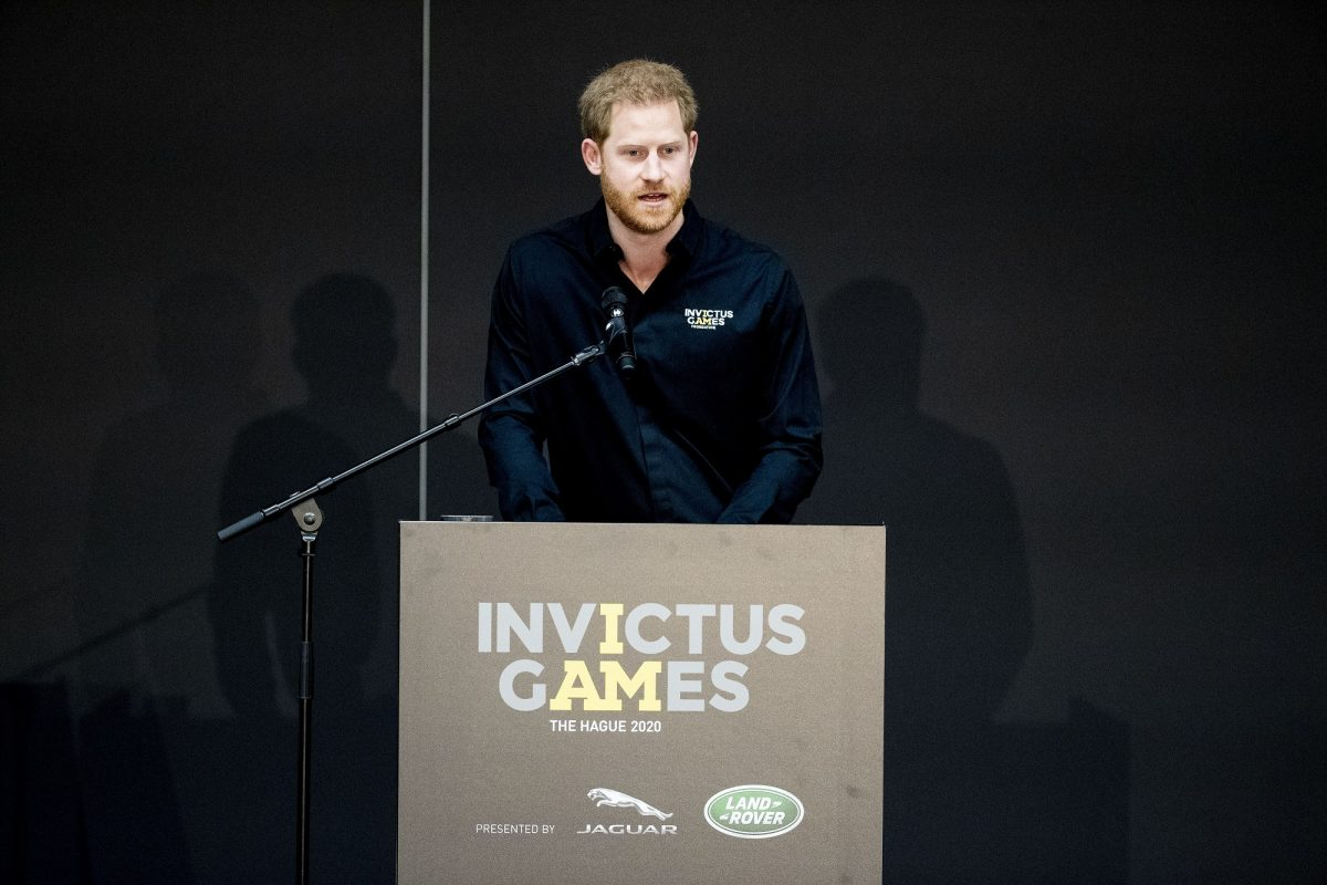 Prince Harry - Invictus Games