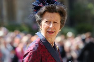 Princess Anne Demands Staff Serve Her Old, Blackened Fruit for Breakfast Every Morning