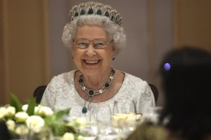 Queen Elizabeth Has Some Secret Traditions When It Comes to the Menu at Buckingham Palace