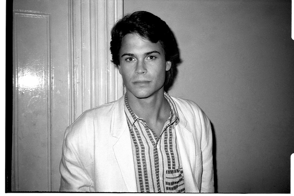 Rob Lowe at Limelight