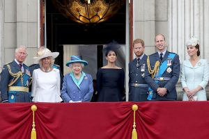 Research Finds Royals Don't Contribute As Much to Charities One Might Think
