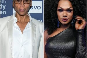 RuPaul Left 'Heartbroken' by the Passing of 'Rupaul's Drag Race' Alum Chi Chi DeVayne; 'She Will Be Dearly Missed'