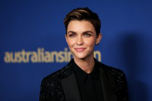 Ex 'Batwoman' Star Ruby Rose is Already Promoting Her New Action Flick