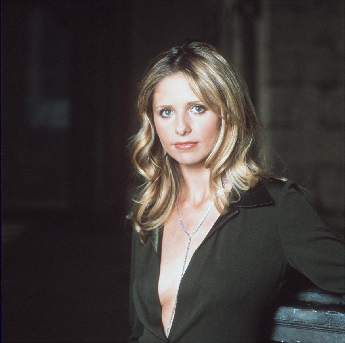 Sarah Michelle Gellar as Buffy in 'Buffy the Vampire Slayer'
