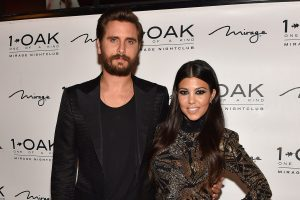 Where Kourtney Kardashian and Scott Disick Stand After She Appeared to Call Him Her 'Husband'