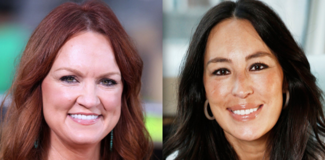 Ree Drummond and Joanna Gaines