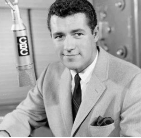 Alex Trebek early in his career