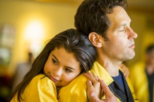 How Did Selena Gomez and Paul Rudd Become Friends?