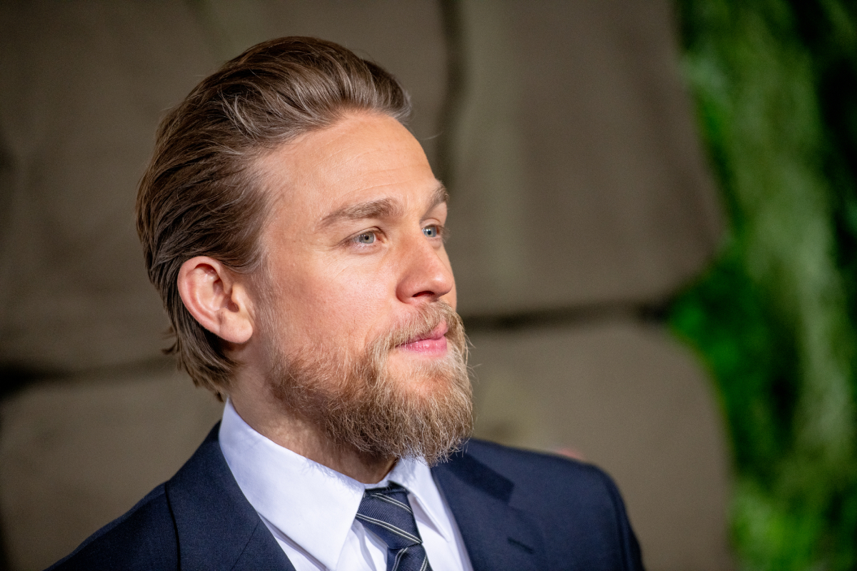 """Charlie Hunnam attends the """"Triple Frontier"""" World Premiere at Jazz at Lincoln Center on March 03, 2019 in New York City"""