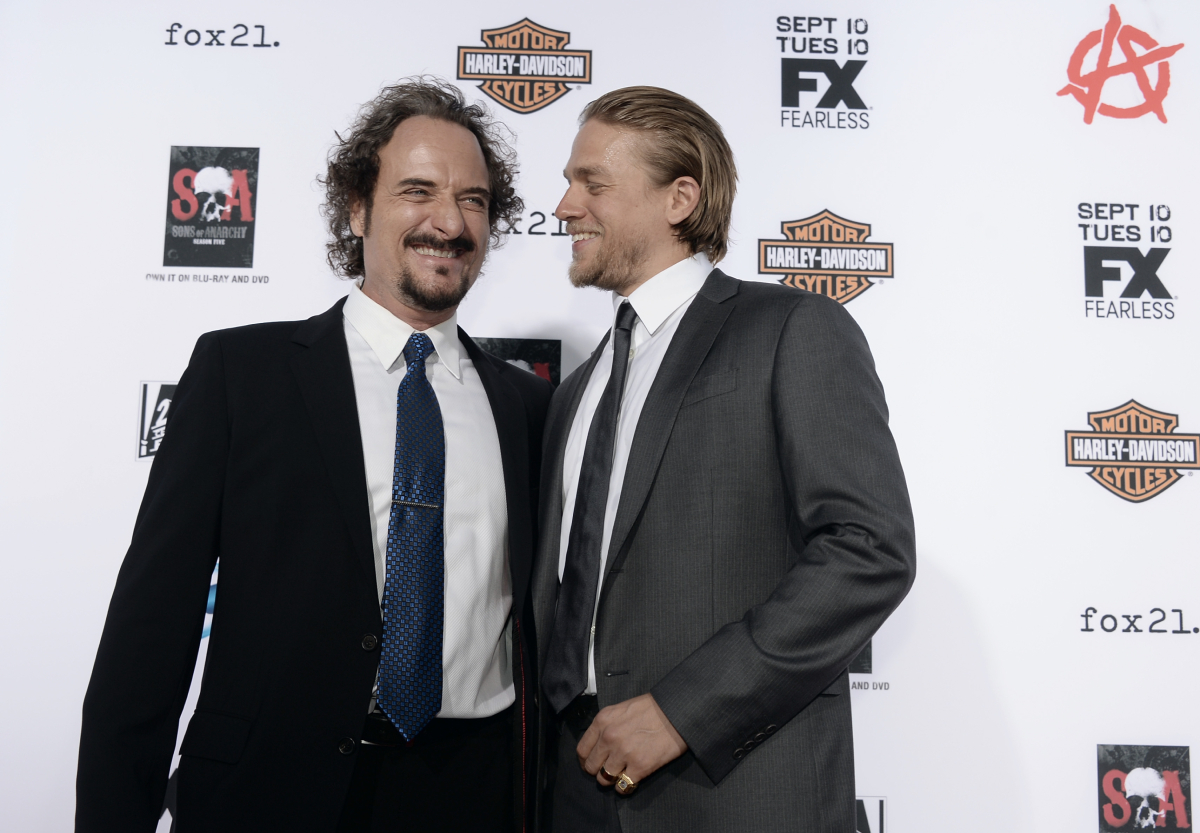 Sons of Anarchy Kim Coates