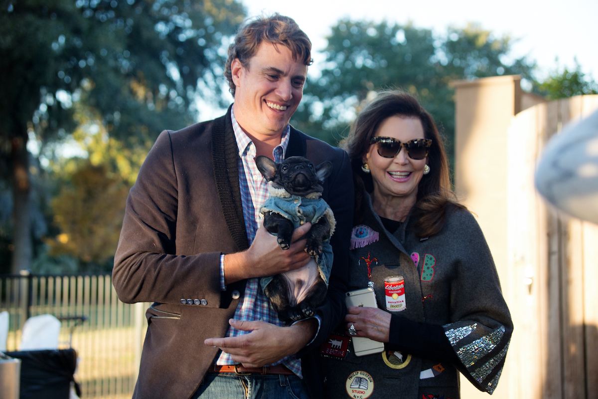 Shepard Rose, Patricia Altschul from 'Southern Charm'