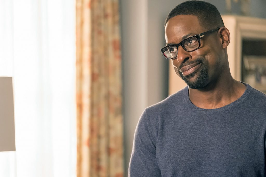 Sterling K. Brown as Randall on NBC's 'This Is Us.'