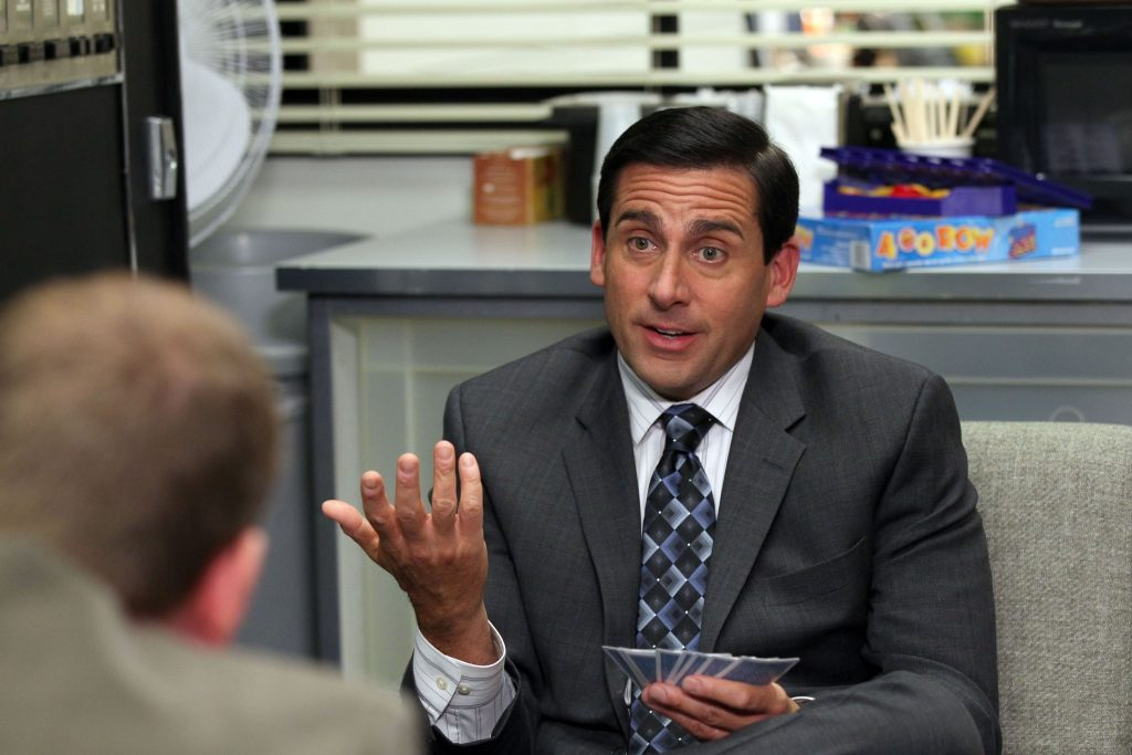 Steve Carell 'The Office'