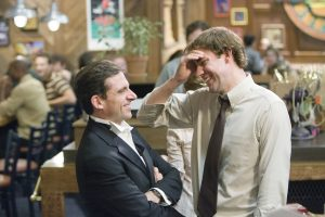 'The Office': John Krasinski 'Could Not Stop Laughing' at Steve Carell in This Episode