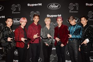 SuperM Fans Are Convinced the Group's Comeback Is Imminent