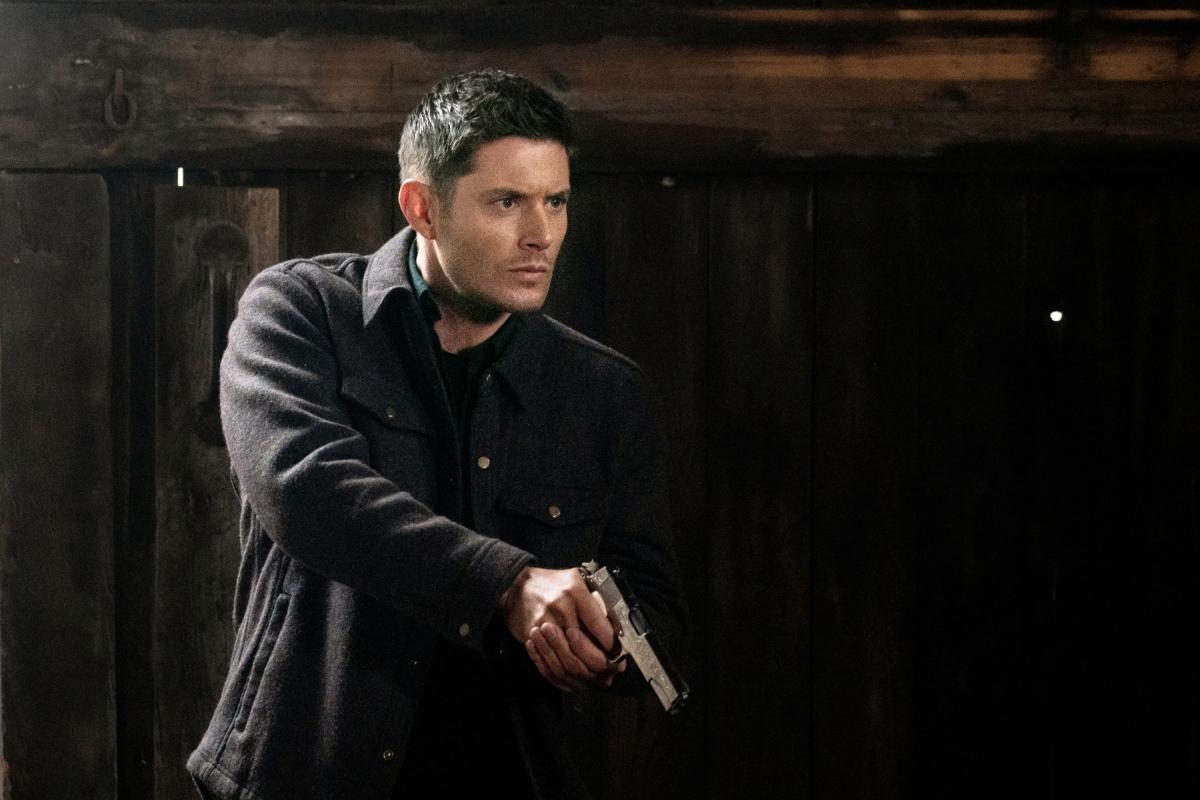Supernatural: Jensen Ackles