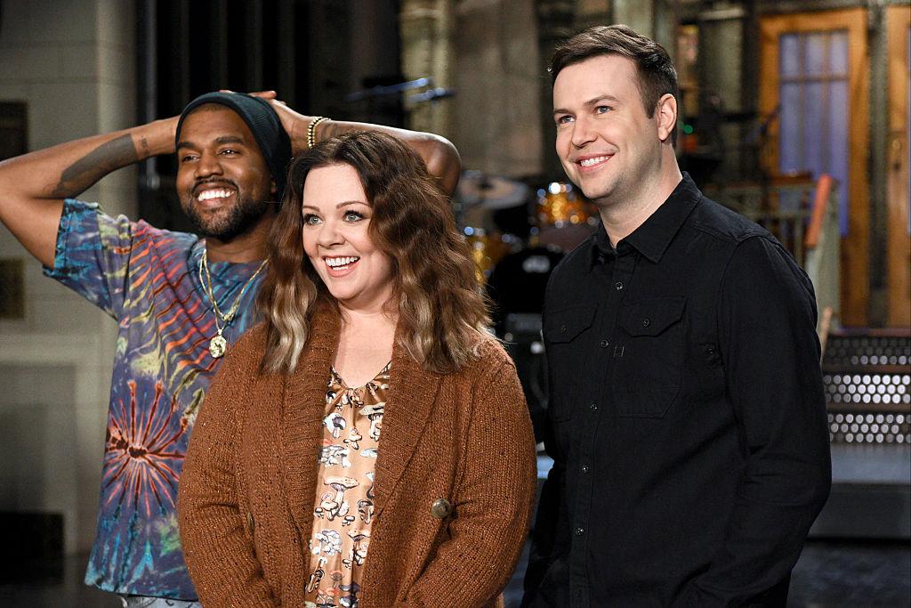 Taran Killam and cast of Saturday Night Live