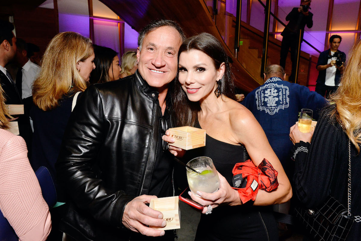 Terry and Heather Dubrow