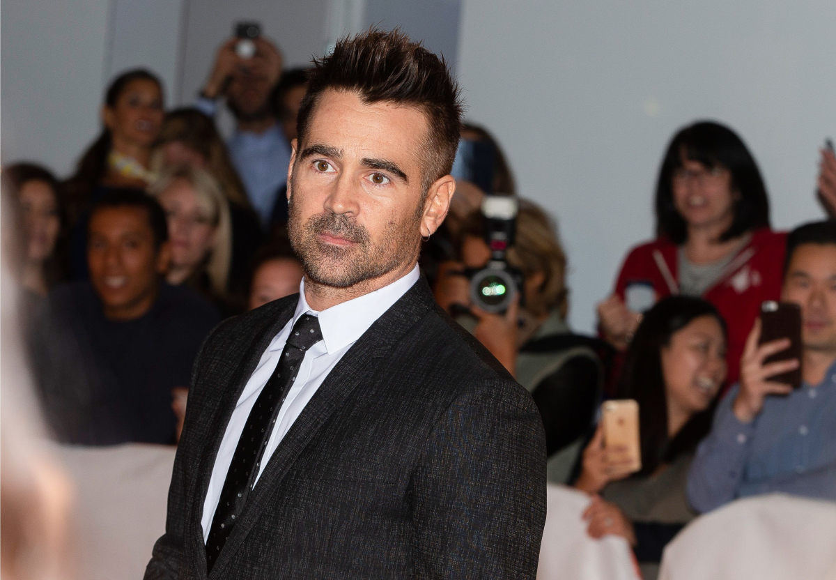 The Batman Colin Farrell