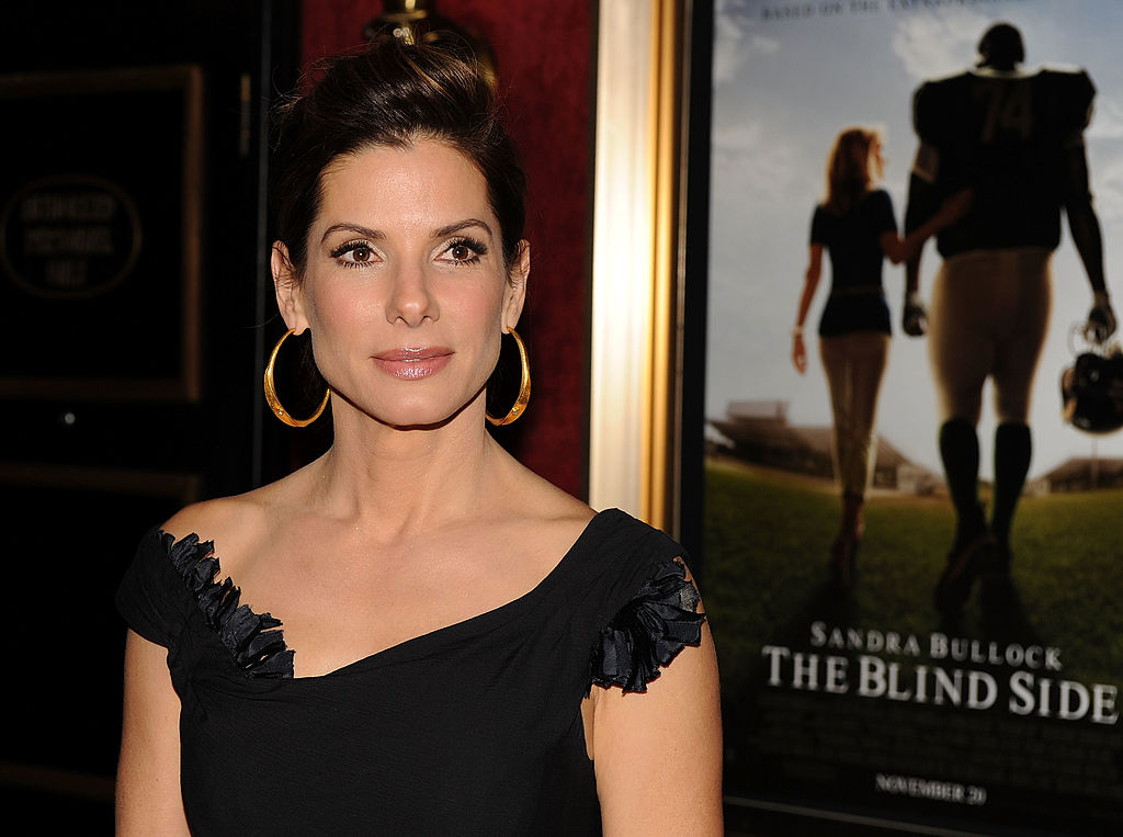 The Blind Side cast Sandra Bullock