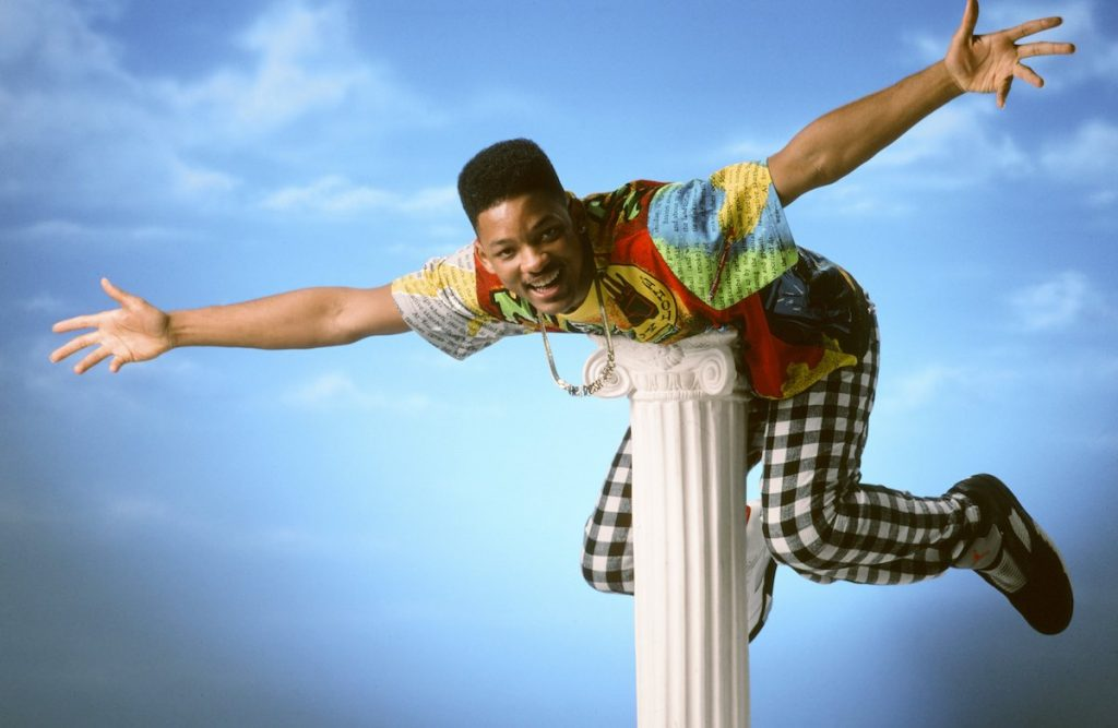 Will Smith in 'The Fresh Prince of Bel-Air'