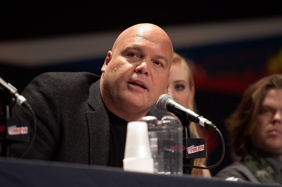 Vincent D'Onofrio at New York Comic-Con