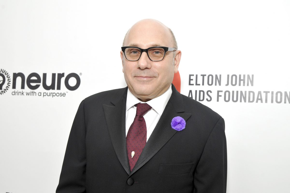 Willie Garson attendsThe Elton John AIDS Foundation's Academy Awards Viewing Party