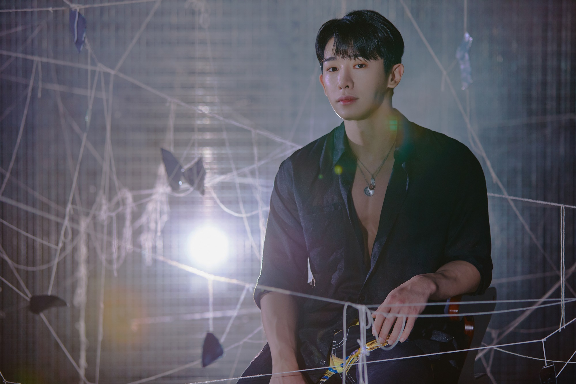 Wonho Reflects on Showing His Multitudes With 'Love Synonym (#1): Right for  Me'