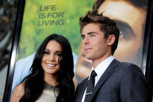 Zac Efron Reveals His Favorite On-Screen Kissing Partner