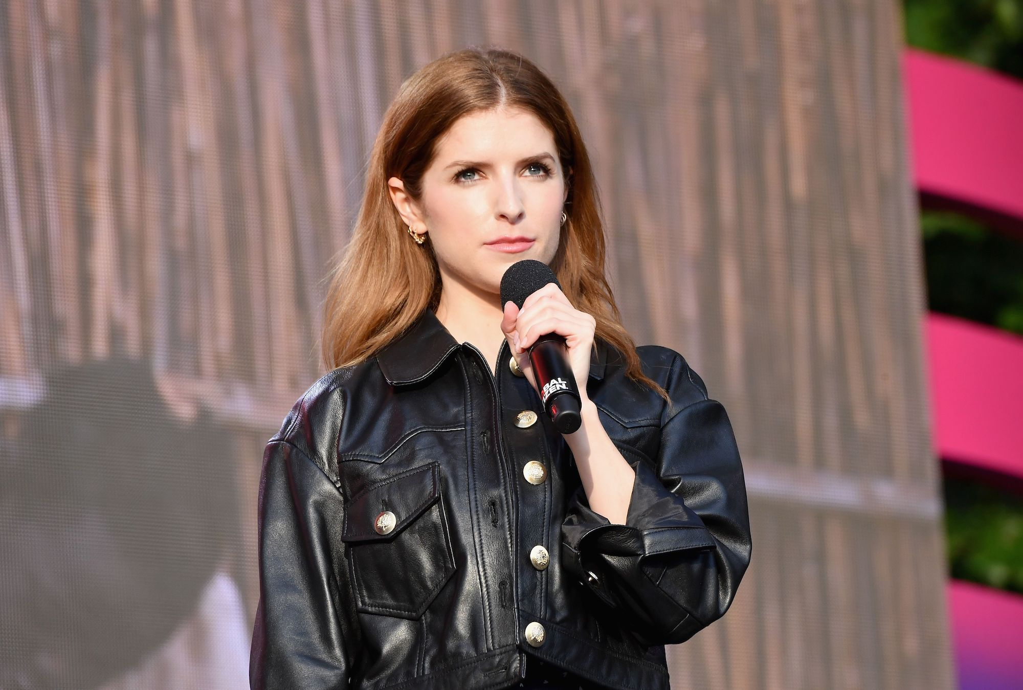 Anna Kendrick at the 2019 Global Citizen Festival: Power The Movement in Central Park on Sept. 28, 2019.