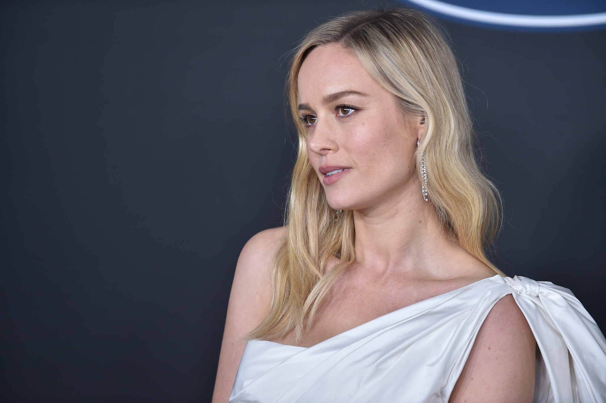 Brie Larson at the 51st NAACP Image Awards on Feb. 22, 2020.