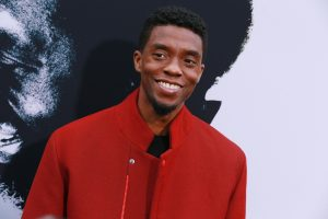 Chadwick Boseman Aspired to Play a Rock Icon in Another Biopic
