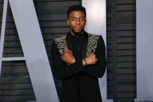 Chadwick Boseman Recalled Career Memory When His Dad Made Him Teary (and It Wasn't 'Black Panther')