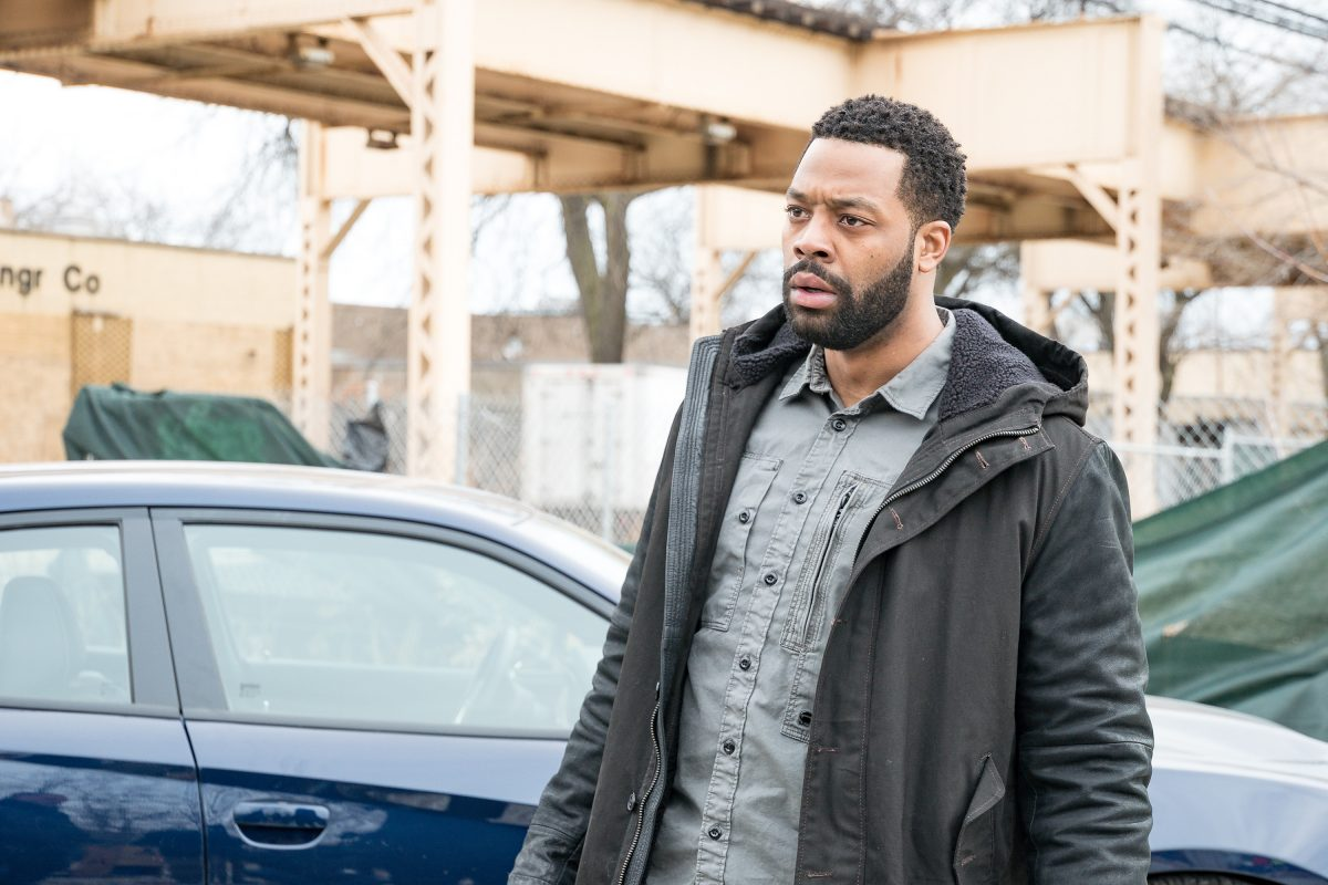 Atwater in Chicago PD