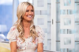 Christina Anstead Says She 'Couldn't Be Happier' Ex-Husband Tarek El Moussa Is Engaged