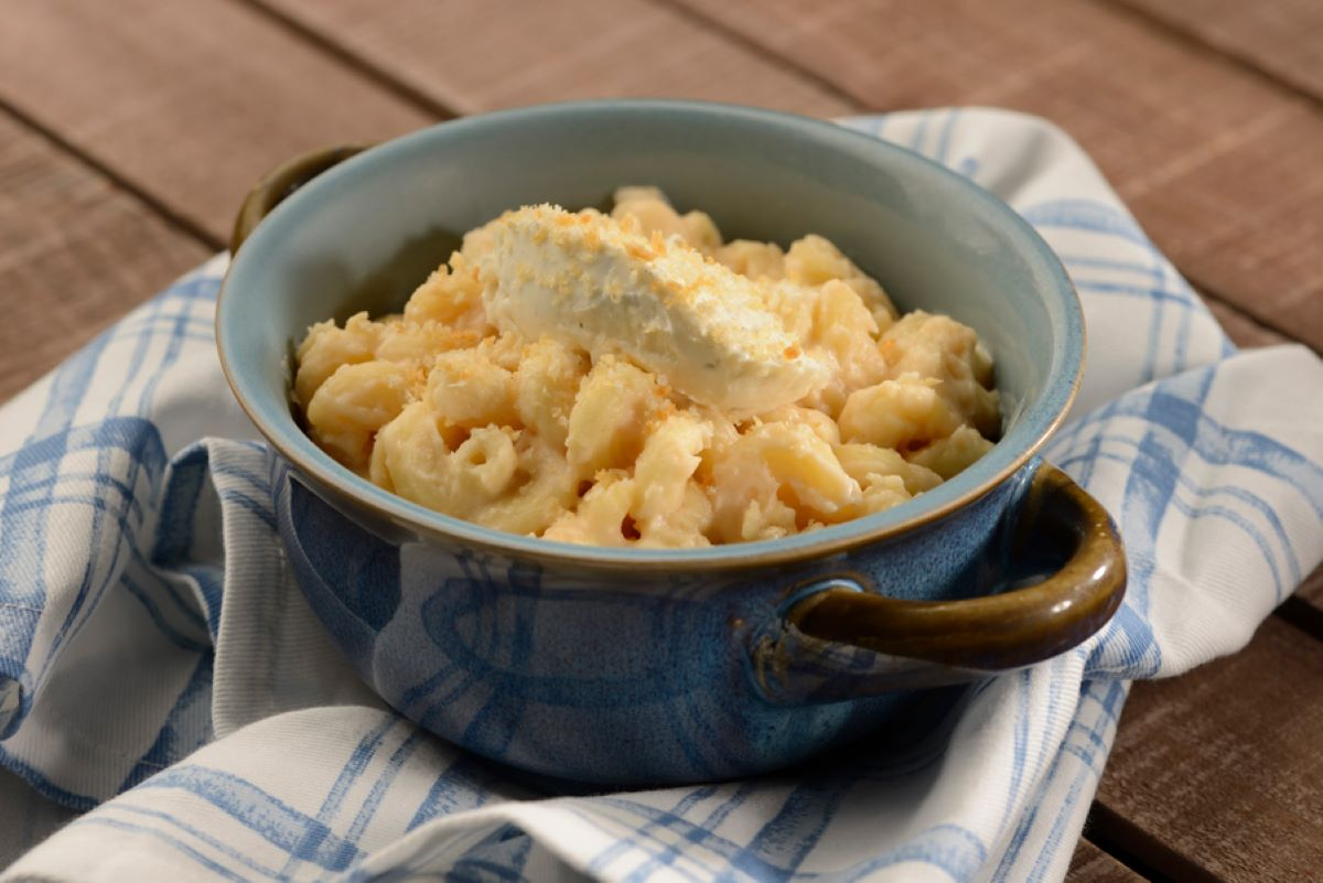 Walt Disney Parks' Mac and Cheese