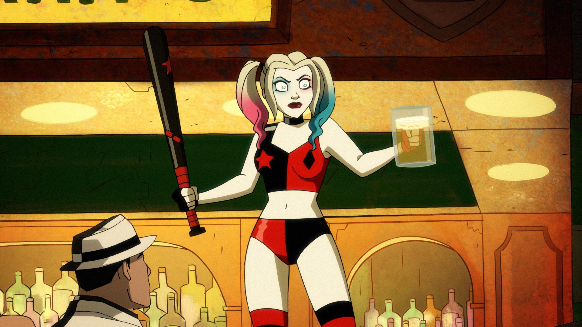 Harley Quinn in Season 2 of 'Harley Quinn.'