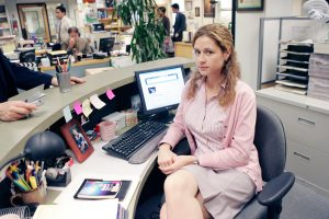 'The Office': Jenna Fischer Said This Was the 'Tricky' Part About Playing Pam