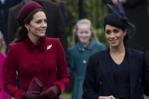 Meghan Markle Needed Kate Middleton's Support But Didn't Get It, Royal Biographer Claims