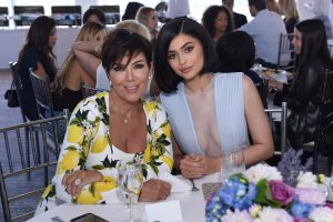 Kylie Jenner Fans Can't Figure Out Why She Keeps a $200,000 Wax Figure of Her Mom