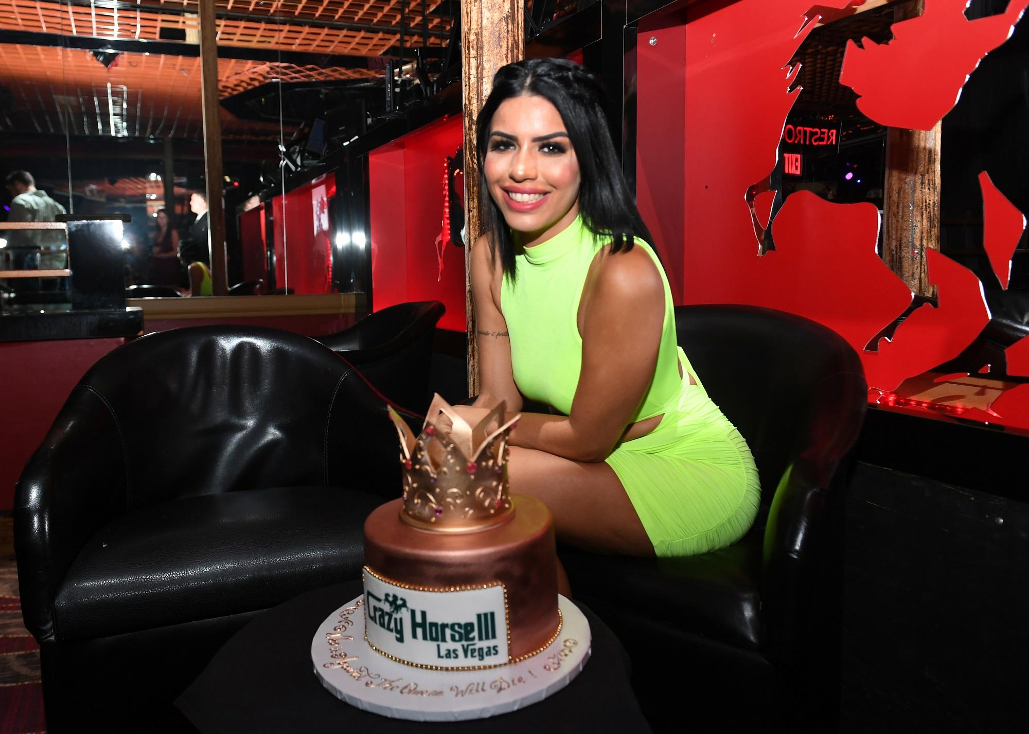 Larissa Dos Santos Lima of 90 Day Fiancé