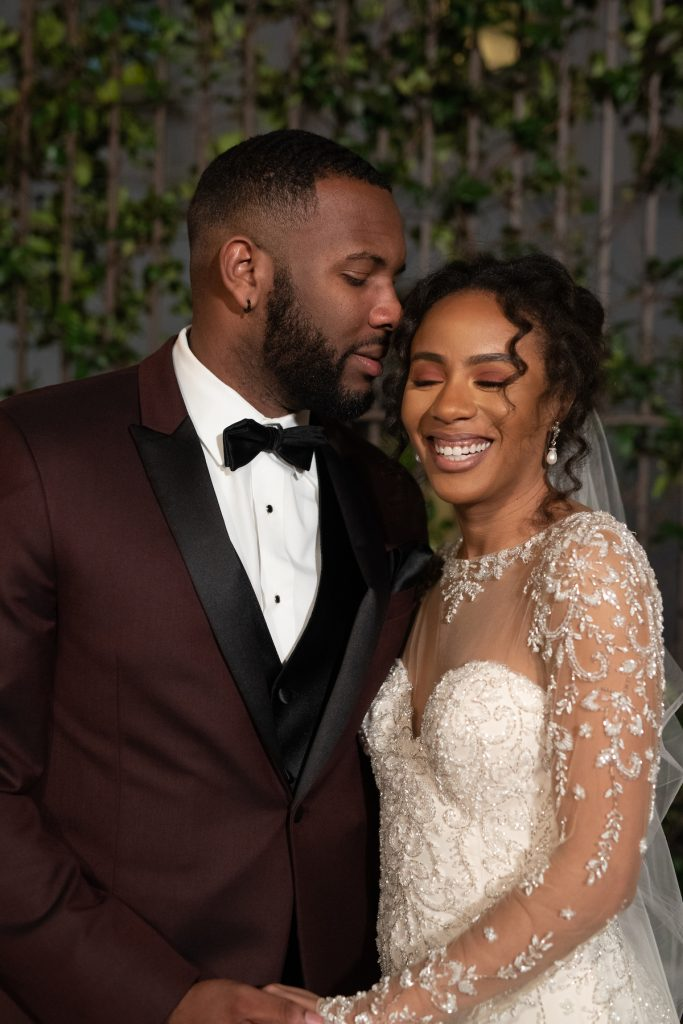 Miles and Karen of 'Married at First Sight'