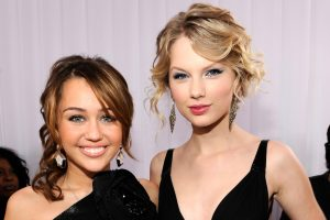 Miley Cyrus' Opinions on Sexism Sound a Lot Like Taylor Swift's 'The Man' Message