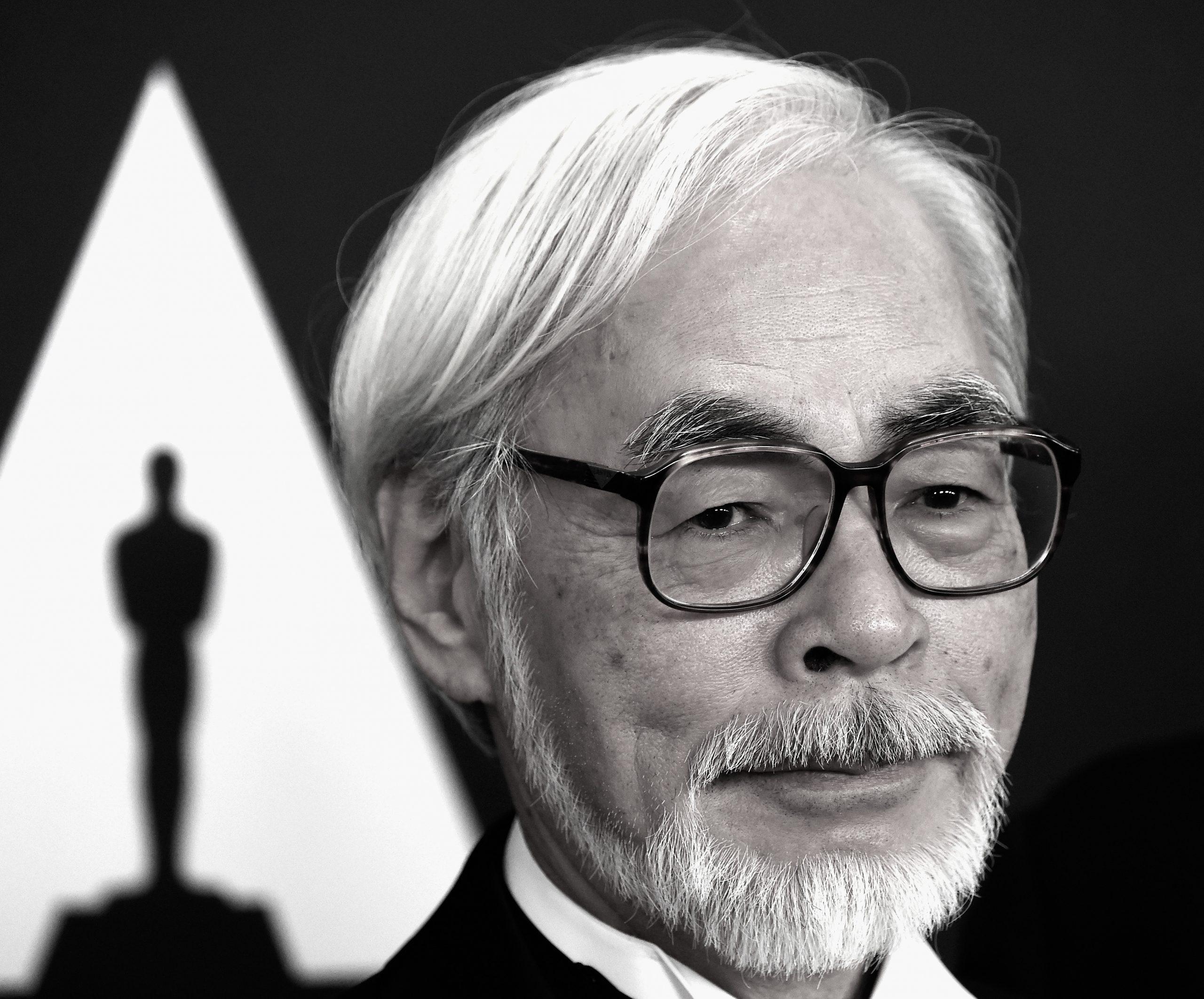 Hayao Miyazaki  of Studio Ghibli
