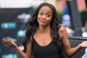 Rachel Lindsay 'Thrilled' That Tayshia Adams Is New Bachelorette; 'The Weight Isn't on My Shoulders Anymore'