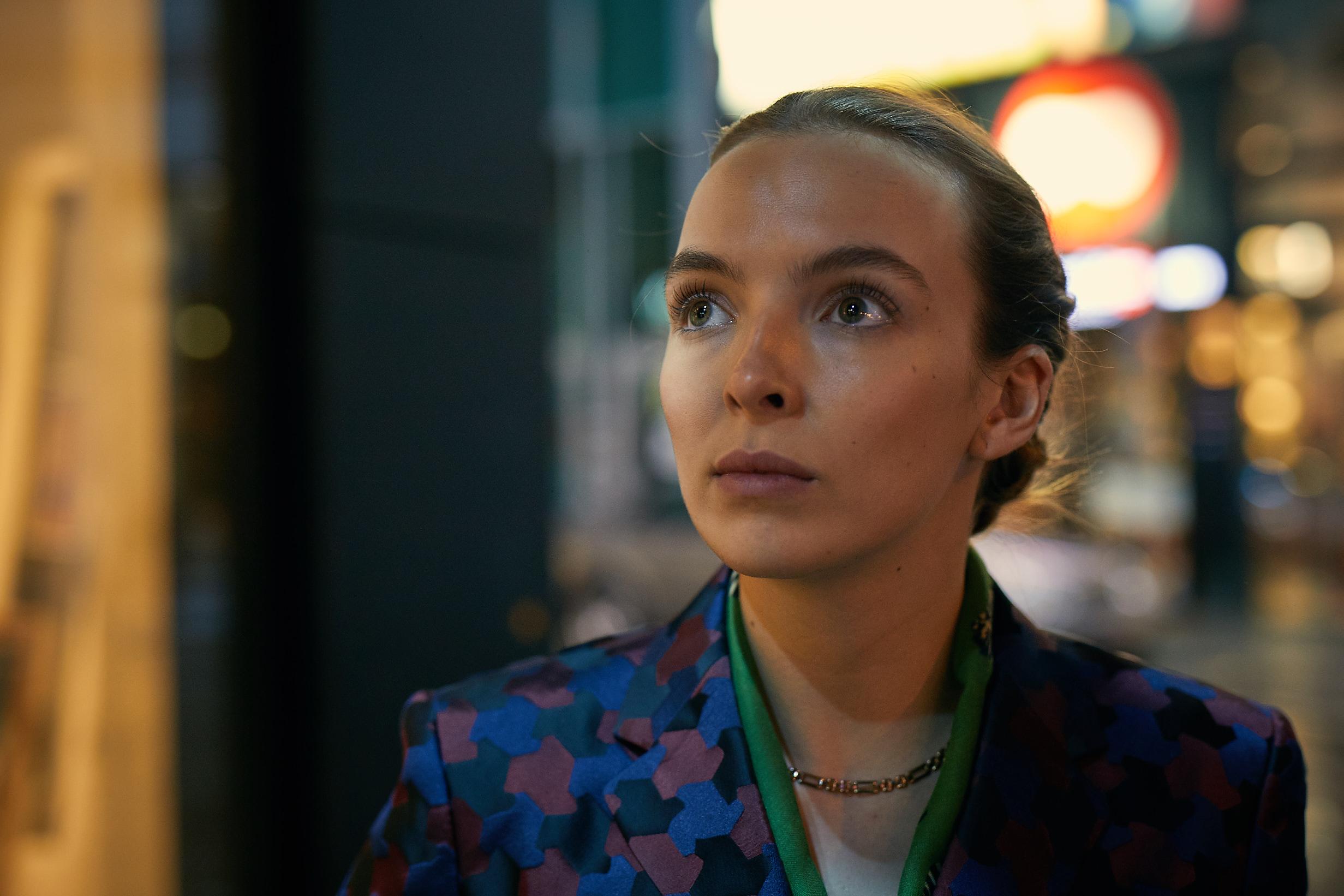 Villanelle (Jodie Comer) in Season 1, Episode 3 in Berlin, 'Killing Eve.'