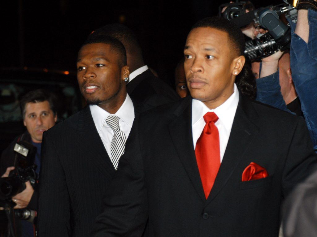 50 Cent and Dr. Dre