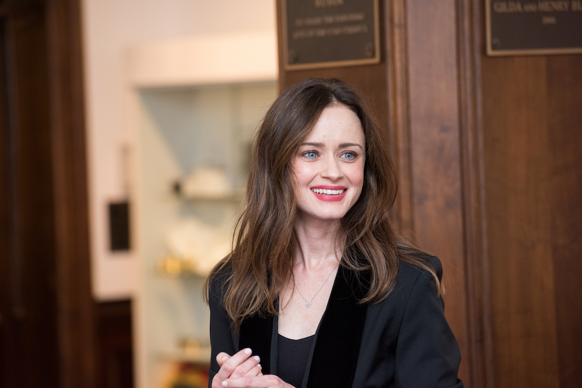 Alexis Bledel at 92Y Presents Hulu's 'The Handmaid's Tale'