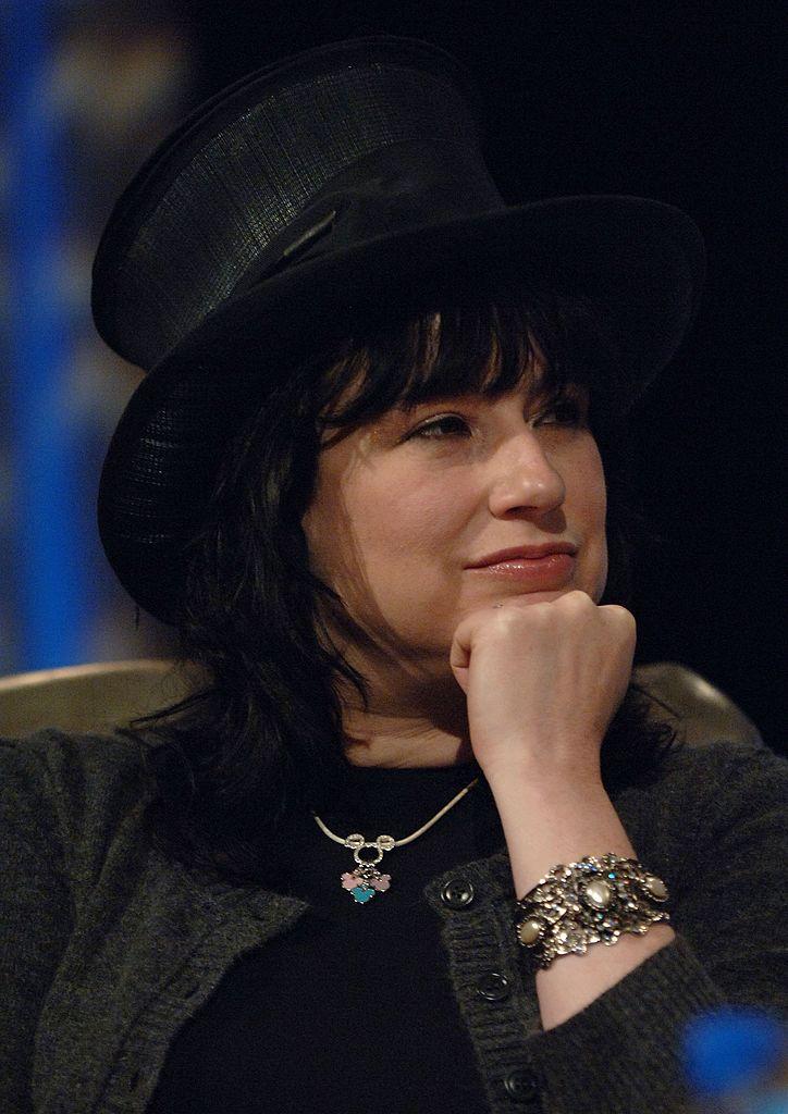 Amy Sherman-Palladino, creator of Gilmore Girls