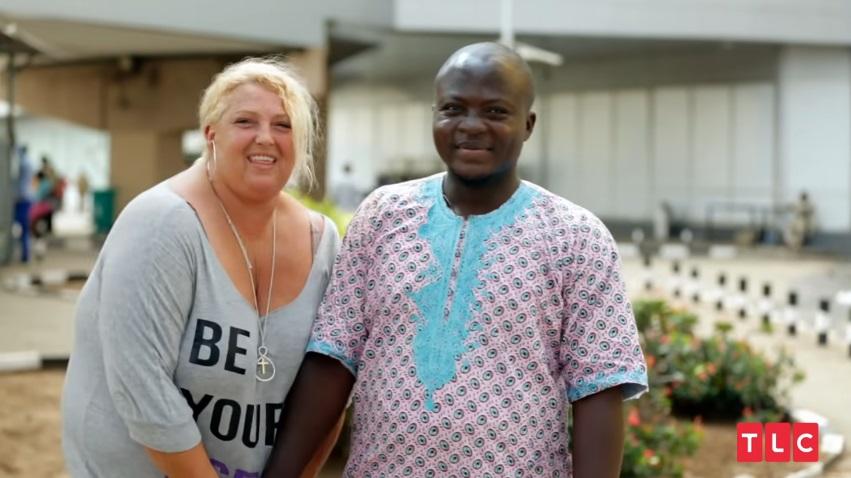 Angela Deem and Michael Ilesanmi from 90 Day Fiancé